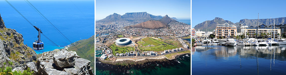 cape town package tour