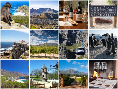 Cape Point, Penguins & Cape Winelands package - 2 Day Tour