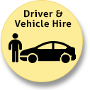 Driver and Vehicle Hire